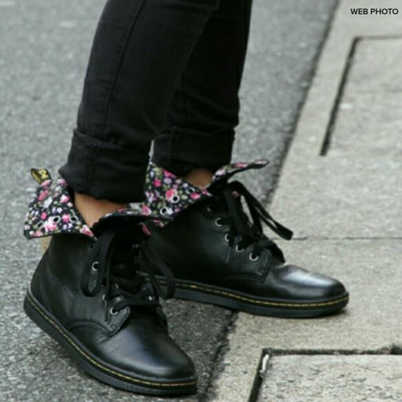 1212e6d7176 Dr martens Stratford leather boots